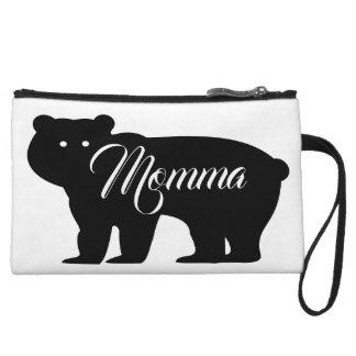 Momma Bear Wristlet