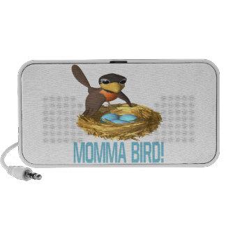 Momma Bird 6 Mini Speakers