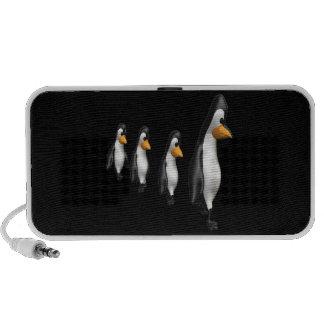 Momma Penguin Travel Speaker