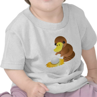 MOMMA platypus Tshirts