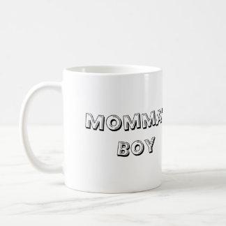 Momma's Boy Coffee Mug