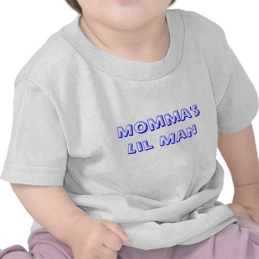 Momma's Lil Man Tshirt