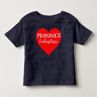 momma's little valentine toddler T-Shirt
