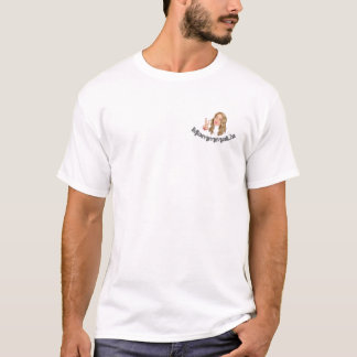 Mommma Liz - Mens White T-shirt