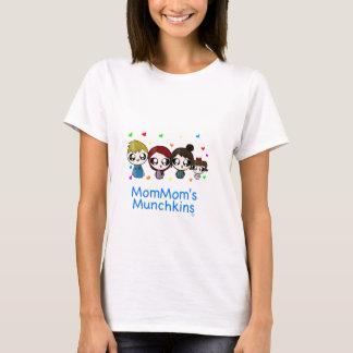MomMom's Munchkins T-Shirt