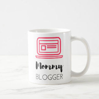 Mommy Blogger Coffee Mug