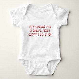 Mommy Brat Baby Bodysuit