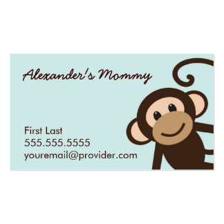 Mommy Calling Card Pack Of Standard Business Cards