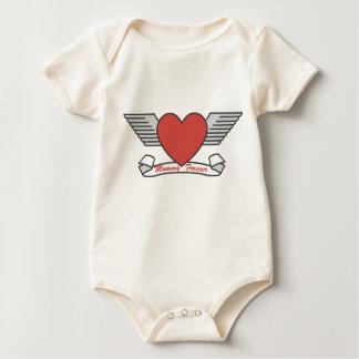 Mommy Forever Baby Bodysuits
