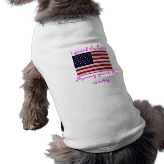 Mommy guards the country shirt