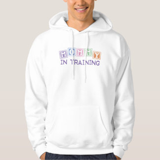 Mommy In Training Hoodie