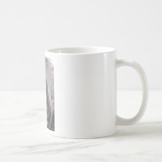Mommy Kangaroo Basic White Mug