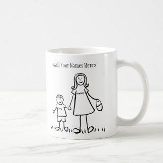 Mommy & Me Mug (Customize Names)