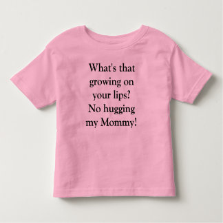 Mommy needs dating lessons t-shirt. t-shirts