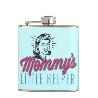 Mommy s Little Helper Flask