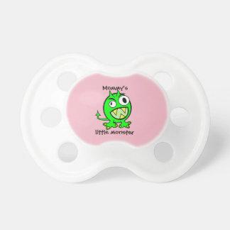 Mommy's Little Monster- Green Version Dummy