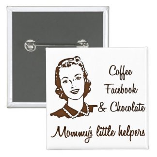 Mommy s Little s Helpers Buttons