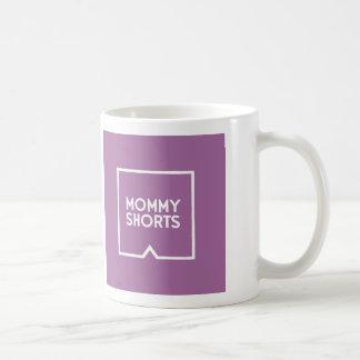 Mommy Shorts Mug - Purple