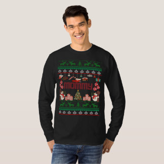 Mommy Ugly Christmas T-Shirt