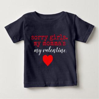 mommy valentine baby T-Shirt