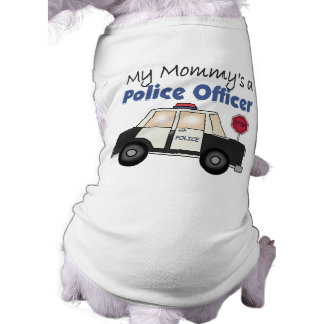 Mommy's A Police Officer Shirt