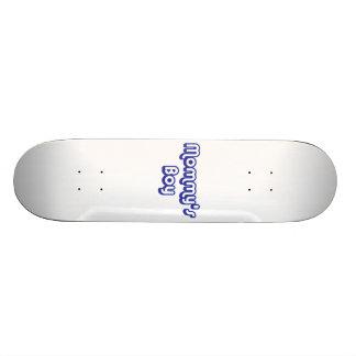 Mommy's Boy 18.1 Cm Old School Skateboard Deck