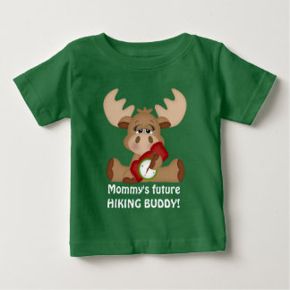 Mommy's Future Hiking Buddy t-shirt