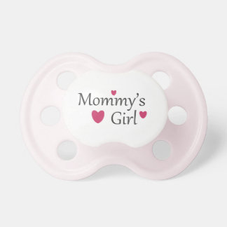 Mommys Girl Pacifier