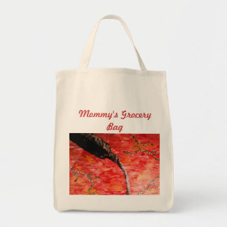 Mommy's Grocery Grocery Tote Bag