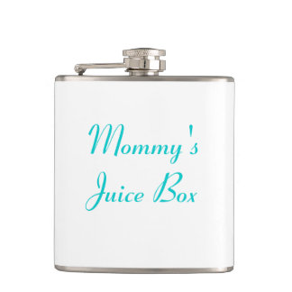 Mommy's Juice Box Flask