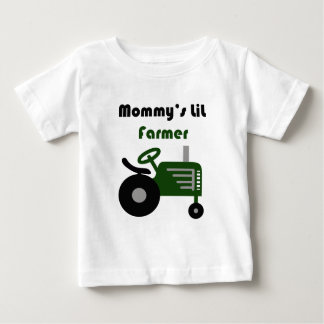 Mommy's Lil Farmer Baby T-Shirt