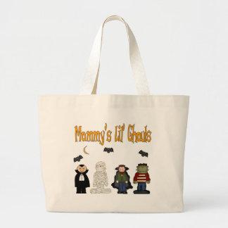 MOMMY'S Lil Ghouls (QUADRUPLETS) Bag