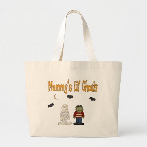 MOMMY'S Lil Ghouls (TWINS) Bags