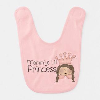 Mommy's Lil Princess Bib