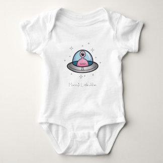 Mommy's Little Alien Infants Clothing Baby Bodysuit