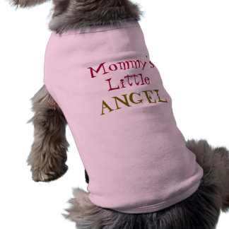 Mommy's Little Angel Shirt