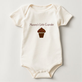 Mommy's Little Cupcake - adorable infant outfit Baby Bodysuit