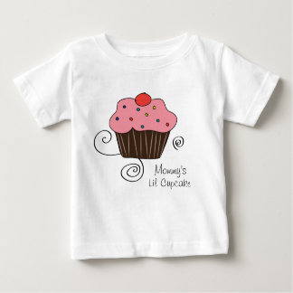Mommy's Little Cupcake Baby T-Shirt