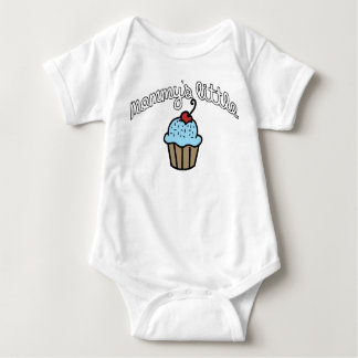 Mommy's Little Cupcake - Blue T-shirts