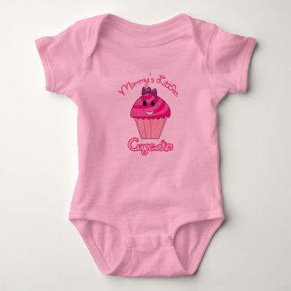 Mommy's Little Cupcake Girl's Creeper