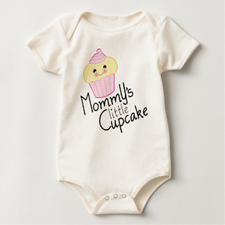 MOMMY'S little CUPCAKE Bodysuits