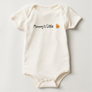 Mommy's Little Cutie Pie Baby Bodysuit