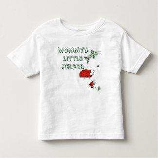 Mommy's little helper Lady bug cool custom shirt