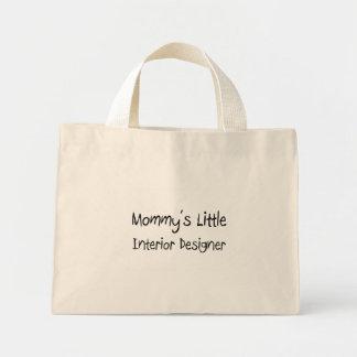 Mommys Little Interior Designer Canvas Bag