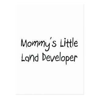 Mommys Little Land Developer Post Card