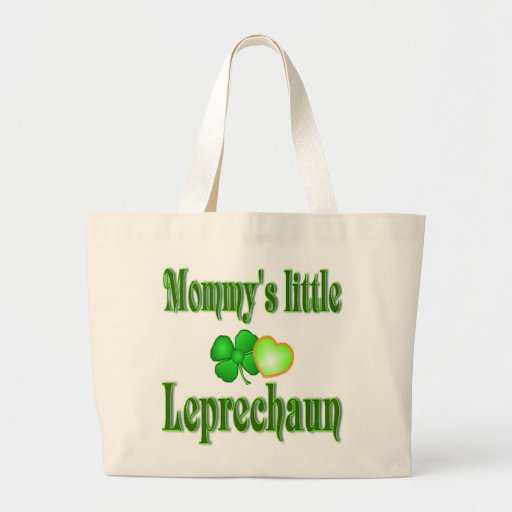 Mommy's Little Leprechaun Gifts Tote Bag
