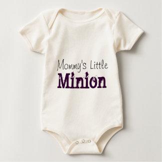 Mommy's Little Minion Baby Bodysuit