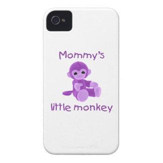 Mommy's Little Monkey (purple) Blackberry Case