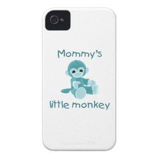 Mommy's Little Monkey (teal) Blackberry Bold Cases