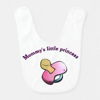 Mommy's little princess bib